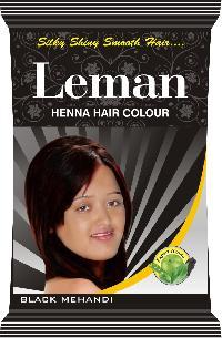 Hair Mehandi