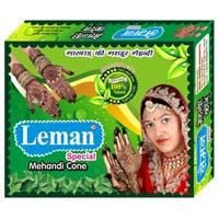 Leman Henna Cone