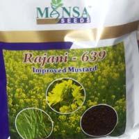 Hybrid Black Mustard Seeds(rajani - 639)
