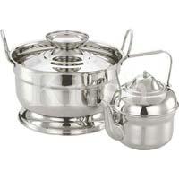 3 Pcs Arabian Washing Bowl with Kettle.