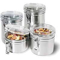 Air Tight Deluxe Canister Sets