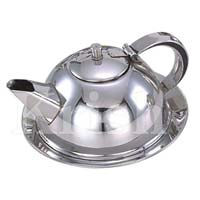 Solo Tea Pot with Saucer
