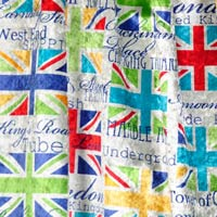Pristine Curtain Fabric