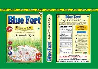 Blue Fort Regular Basmati Rice