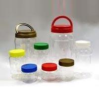 Pet Plastic Jars