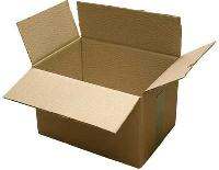 Plain Corrugated Packaging Boxes