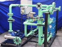 Industrial Process Water Flow Control System
