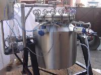 Stainless Steel Industrial Pressure Cooker