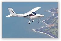 Two Seater Aircraft