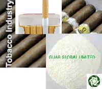 Guar Gum Powder For Tobacco Industry