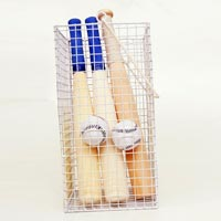 Rounders Bat Basket