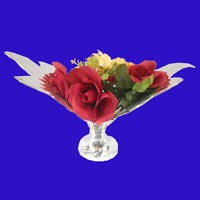 Brass Flower Vases