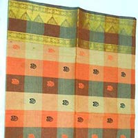 Traditional Tant Saree