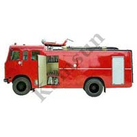 Fire Water Tanker