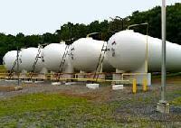 used lpg storage tank