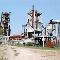 Lime Processing Plant
