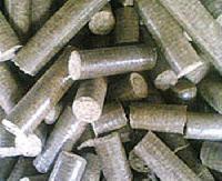Biomass Sawdust Briquette