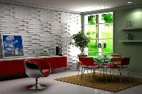 Household 3D Wall Panels