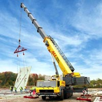 Crane Rental For Shifting