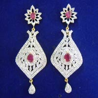 Beautiful Earrings, Imitation Jewelry