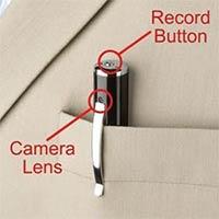 Universal Pen Spy Camera