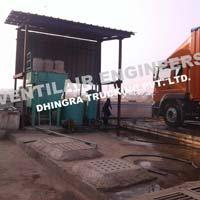 Vehicle Washing System