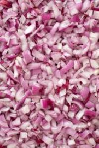 Dehydrated Red Minced Onion