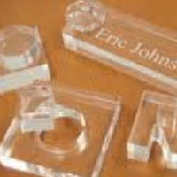 Acrylic Laser Marking Services