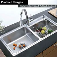 Kitchen Sink Suppliers : Kitchen Sink - Manufacturers, Suppliers & Exporters in India