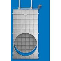 Gas Turbine Guillotine Dampers