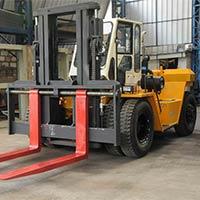 Diesel Forklift Truck 10 Ton Capacity