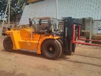 Diesel Forklift Truck 10 Ton Capacity - Short Profile
