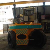 Diesel Forklift Truck 20 Ton Capacity