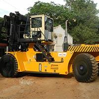 Diesel Forklift Truck 35 Ton Capacity