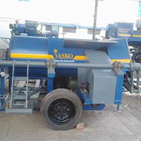 Vasko-1000-Clay Mixing Brick Molding Machine - P. G. P. Bricks Industries