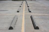 Wheel Concrete Stopper