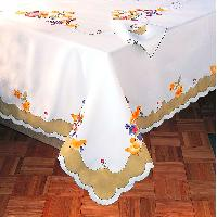 Designer Table Cloth