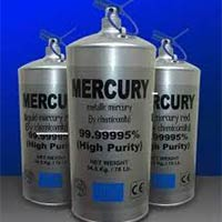 High Purity Mercury