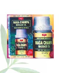 Naga Champa Massage Oil