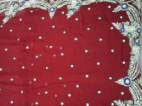 Heavy Work Border Sarees