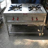 Double Gas Burner