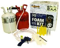 Polyurethane Spray Foam Kit