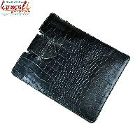 Black Leather Ipad Cover