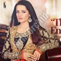 Designer Salwar Kameez - Manufacturer, Exporters and Wholesale Suppliers,  Gujarat - Hina Orchid
