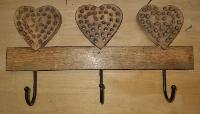 Wooden Key Hangers