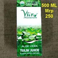 Aloe Vera With Tulsi
