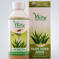 Organic AloeVera Juice