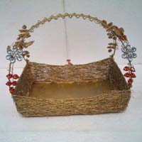 Wedding Metal Baskets