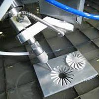 Plate Profile Waterjet Cutting Services