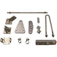 Stainless Steel Hinges Fabrication